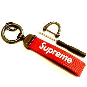 Supreme Key Chain